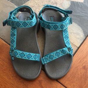 Jambo Navajo sport sandals